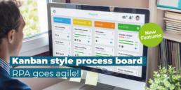 RPA-agile-Kanban-Process-Board
